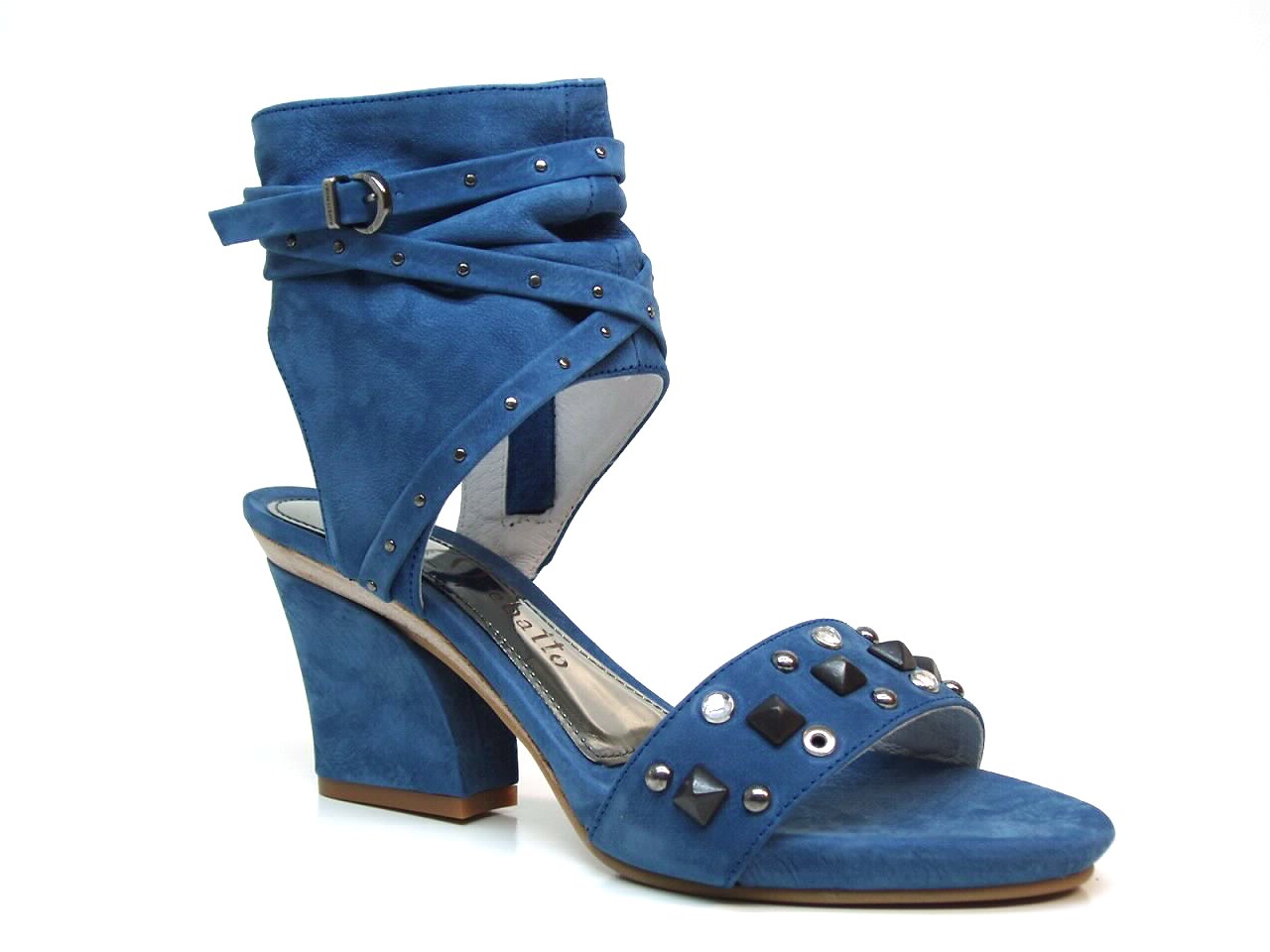 Sandálias de Salto Silvia Rebatto - 019S7945