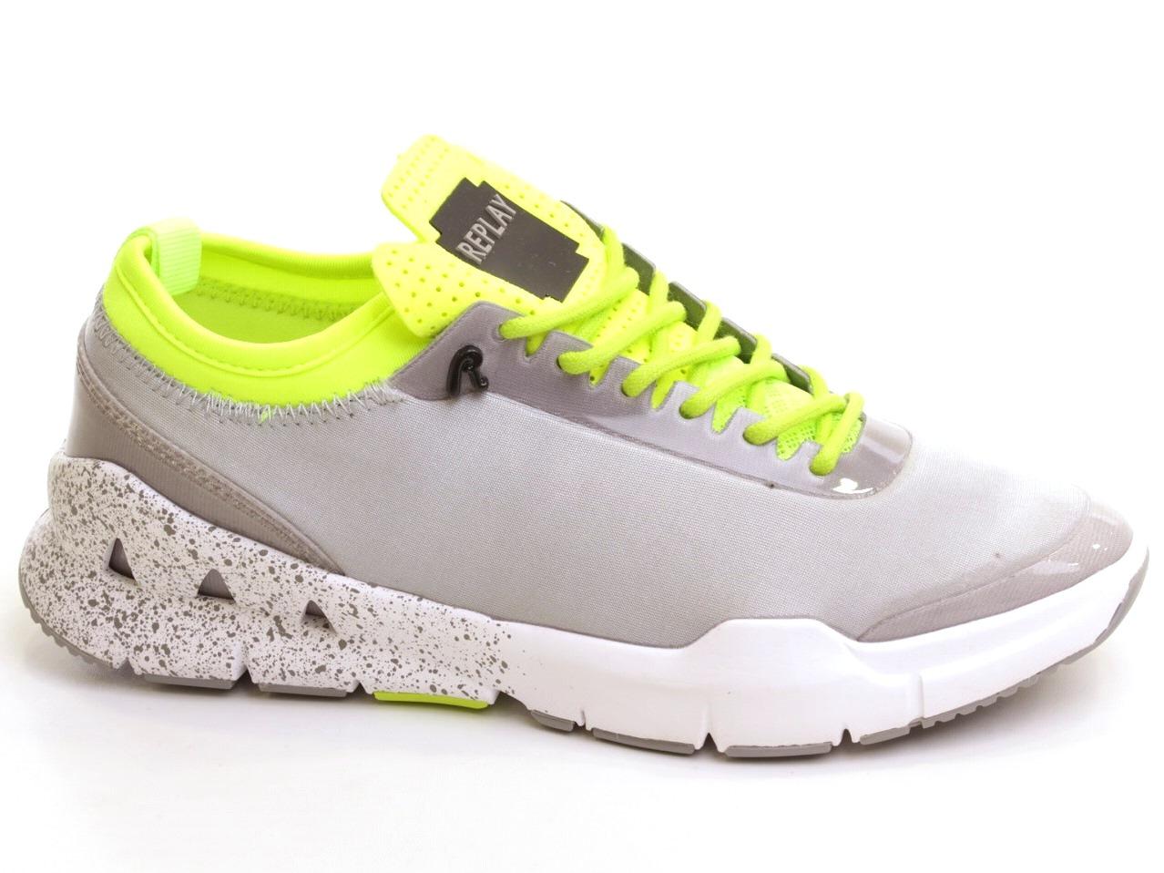 Sneakers and Espadrilles Replay - 621 DEMAN