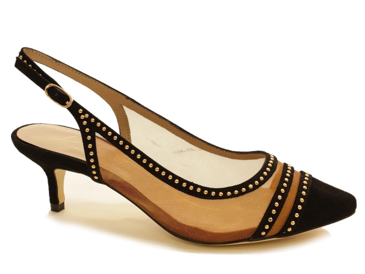 Chaussures Plates, Ballerine, Mocassins Lola Cruz - 622 444Z10BK