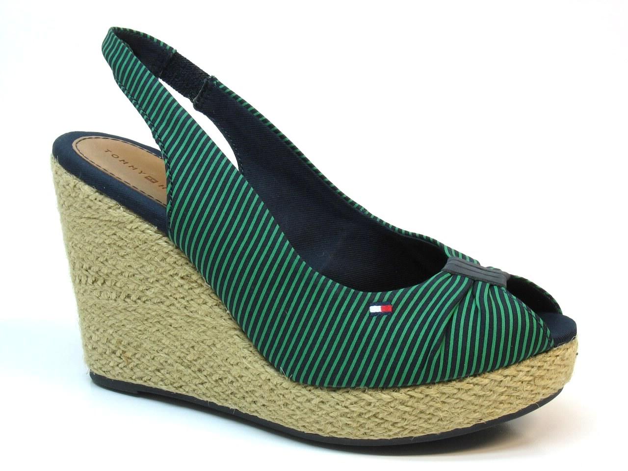 Sandálias de Cunha Tommy Hilfiger - 309 15409