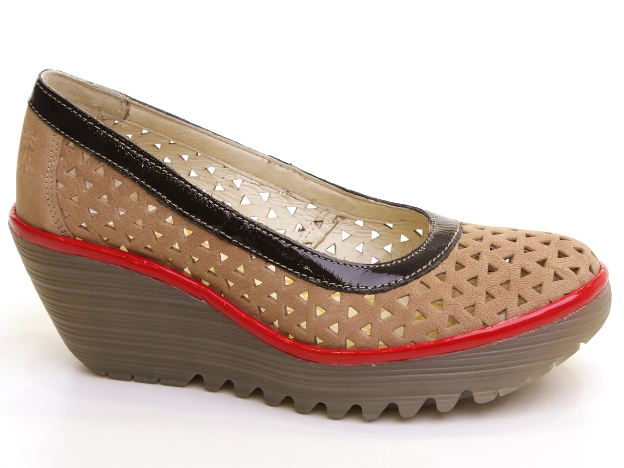 Wedge Shoes Fly London - 339 YARE597