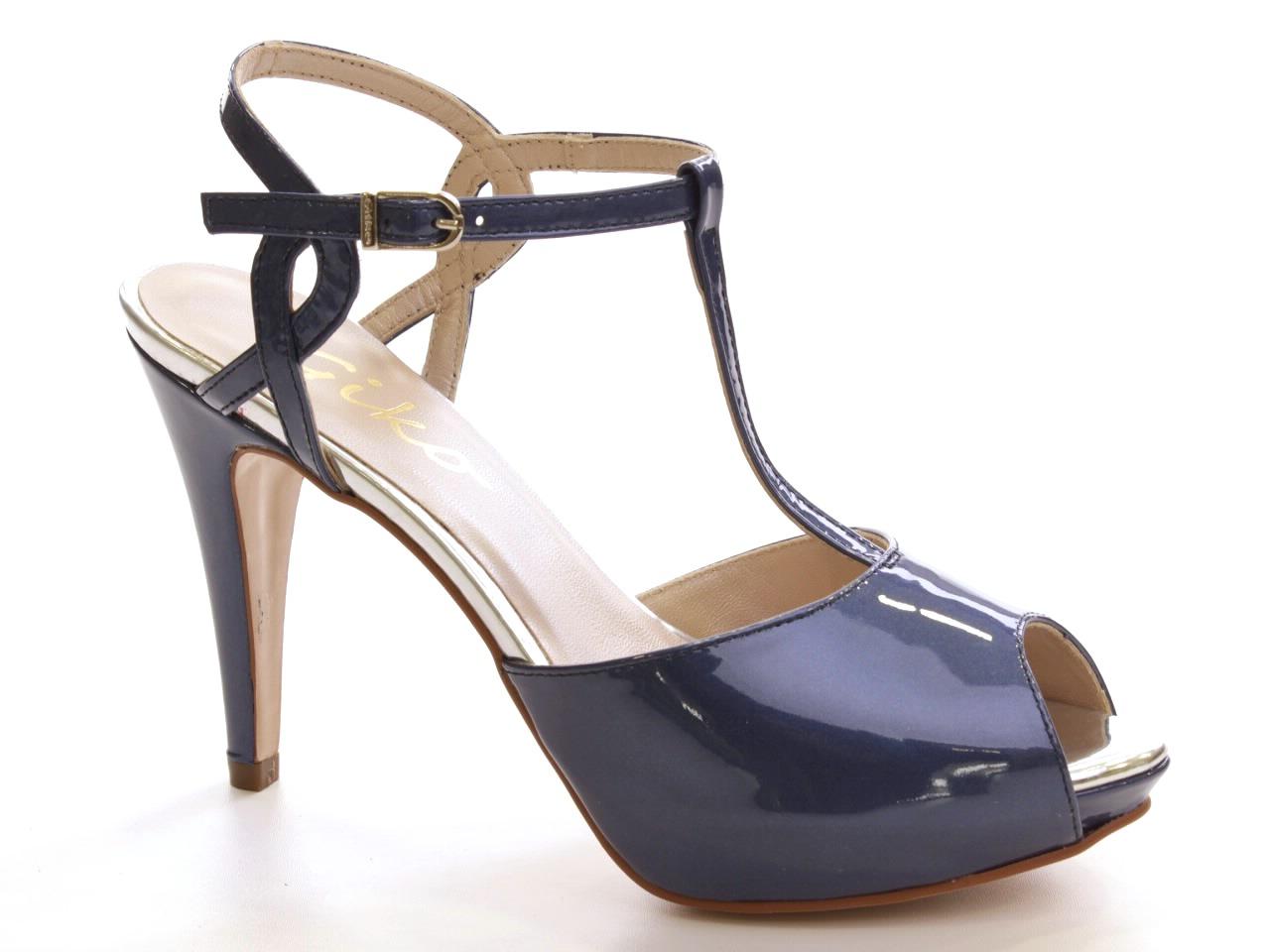 Sandálias de Salto Giko - 476 98706
