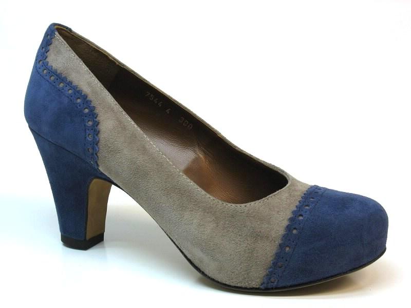 Sapatos de Salto Vannel - 0017544