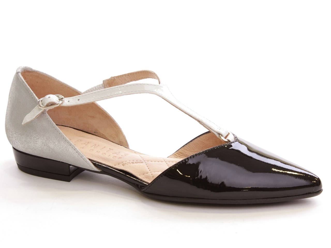 Zapatos Planos, Sabrinas, Mocassins Hispanitas - 165 CHV51191