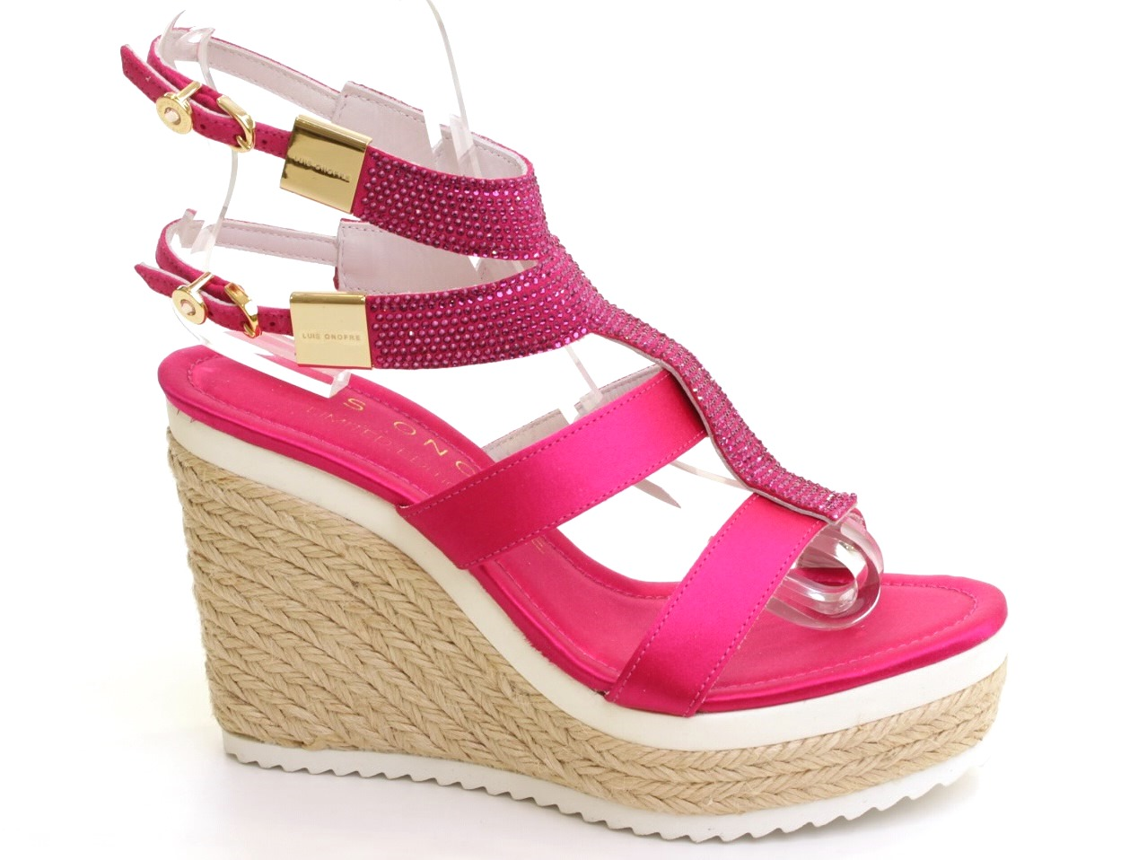 Wedge Sandals Luis Onofre - 293 3258