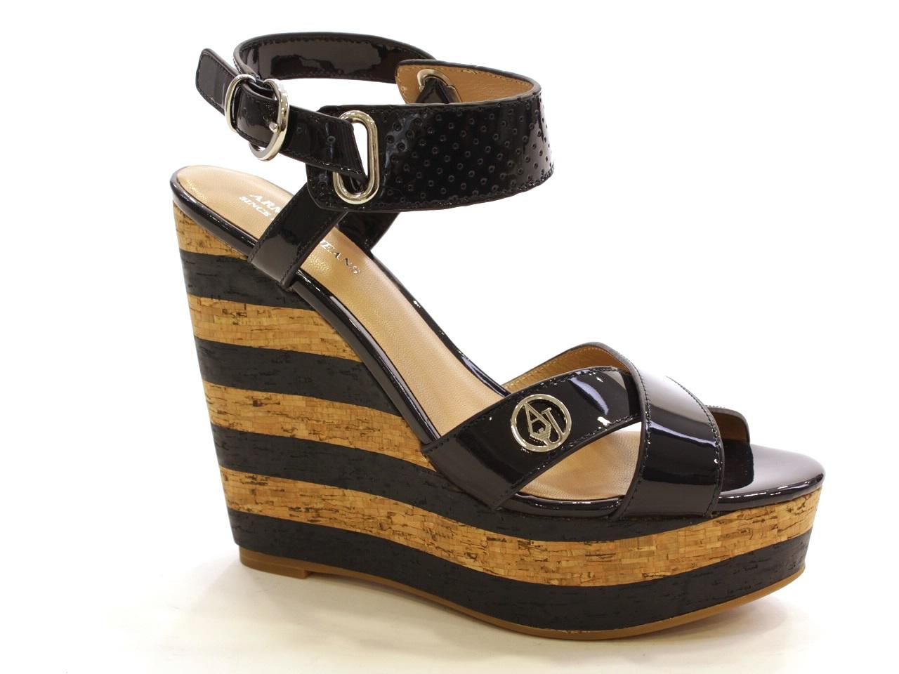 Wedge Sandals Armani, Emporio - 529 V5595