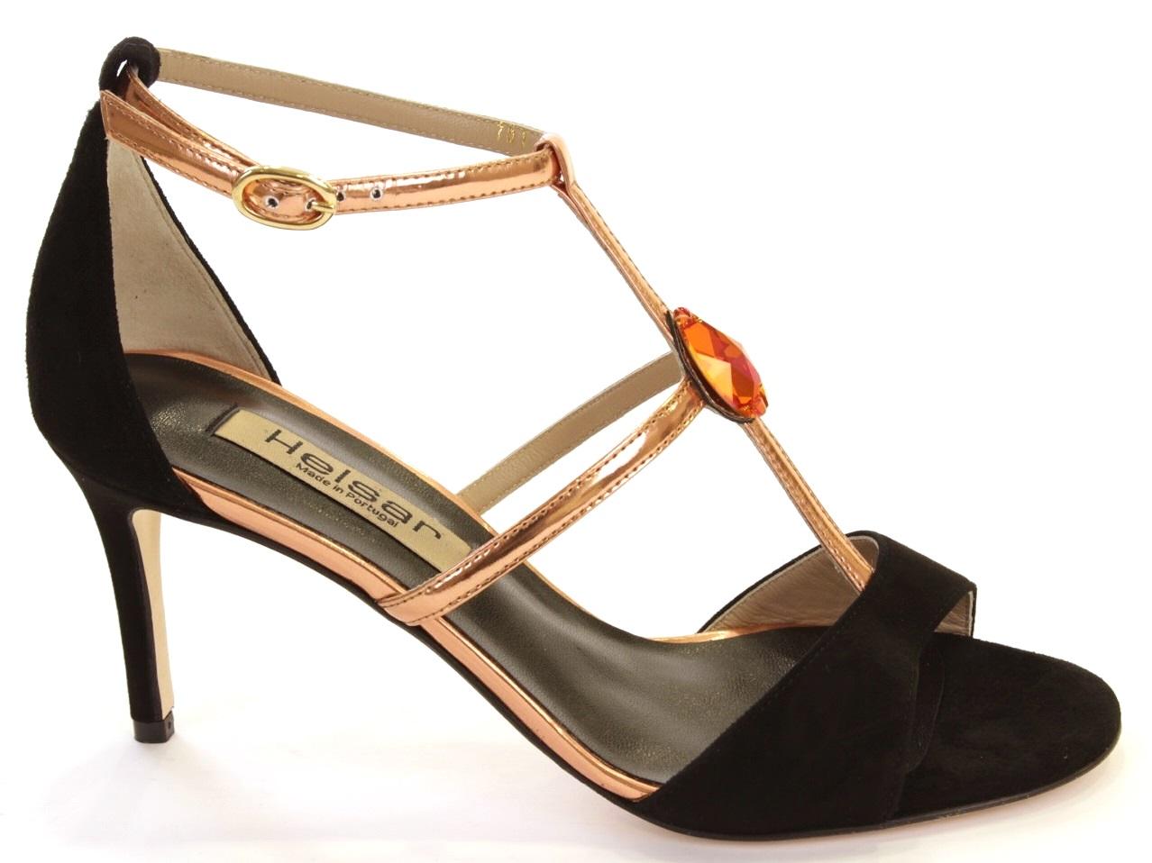 Sandálias de Salto Helsar - 032 10807