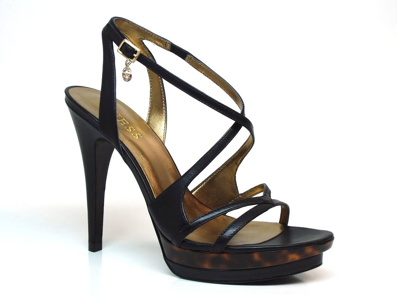 Sandálias de Salto Guess - 465FK1BASLEA03