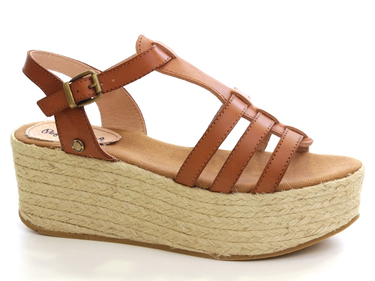 Wedge Sandals Pepe Jeans - 608 PLS90082