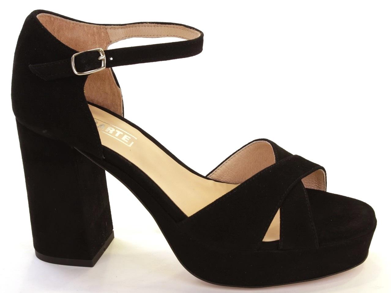 Sandales à talons Sofia Costa - 085 8510