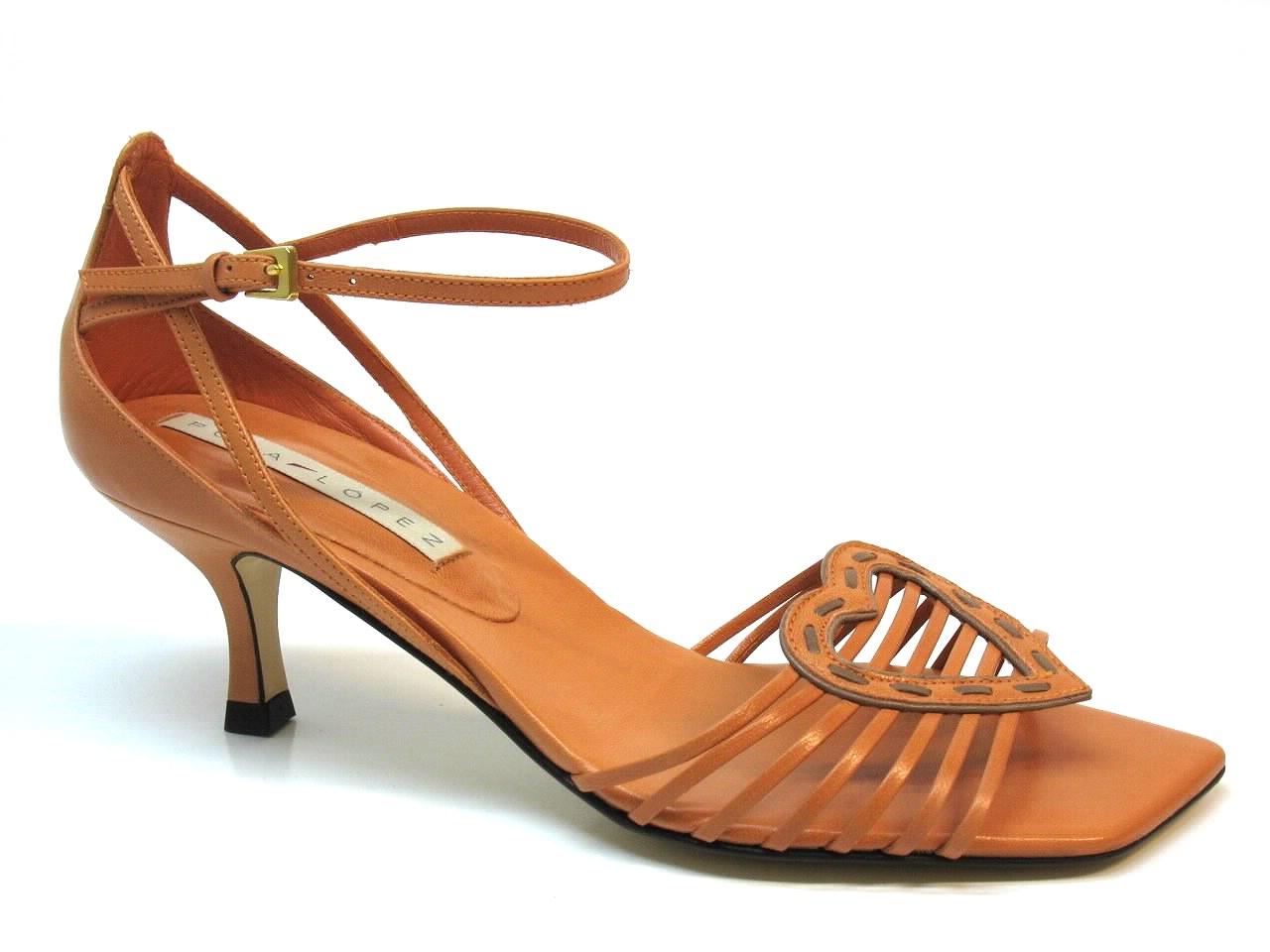 Sandálias de Salto Pura Lopez - 353D358