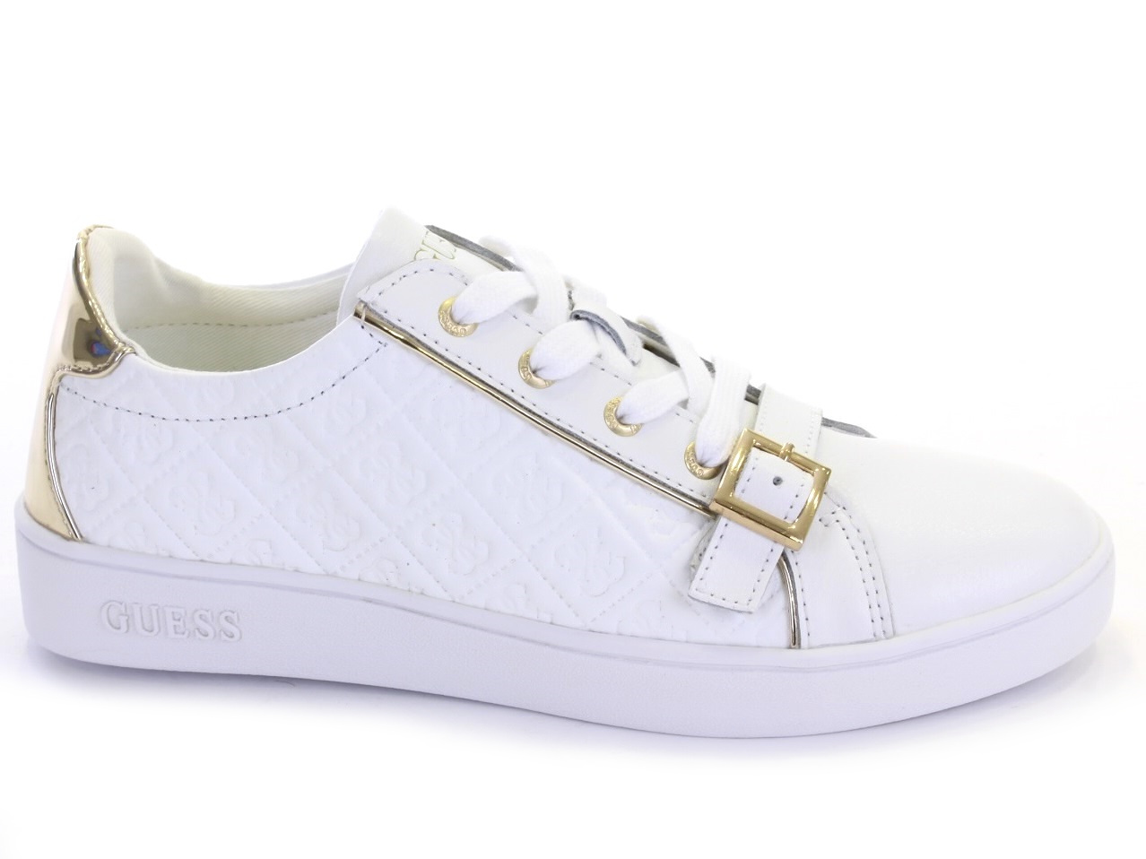 Sneakers and Espadrilles Guess - 465 FLGIO1 LEA12