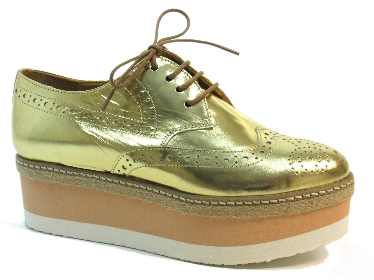 Zapatos de Cuña Anónima - 469 6632