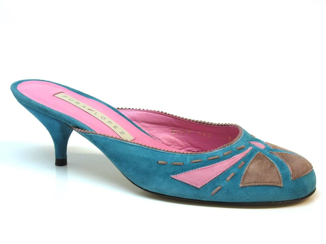 Sandálias de Salto Pura Lopez - 353D201