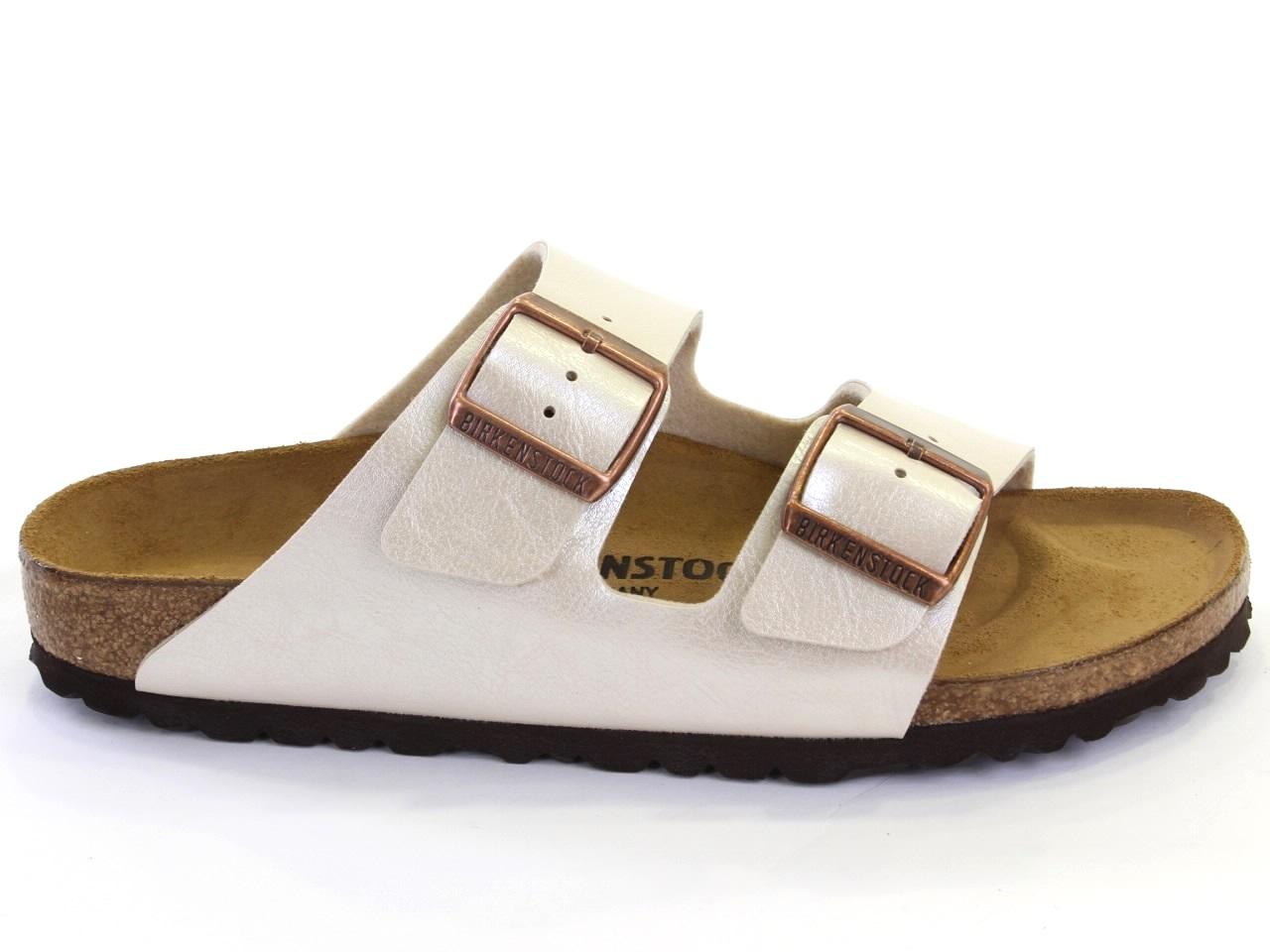Sandales Plates Birkenstock - 663 ARIZONA GRACEFUL
