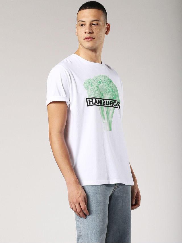 T-Shirts & Sweats & Polos Diesel - 390H 00SD4S 0EADQ