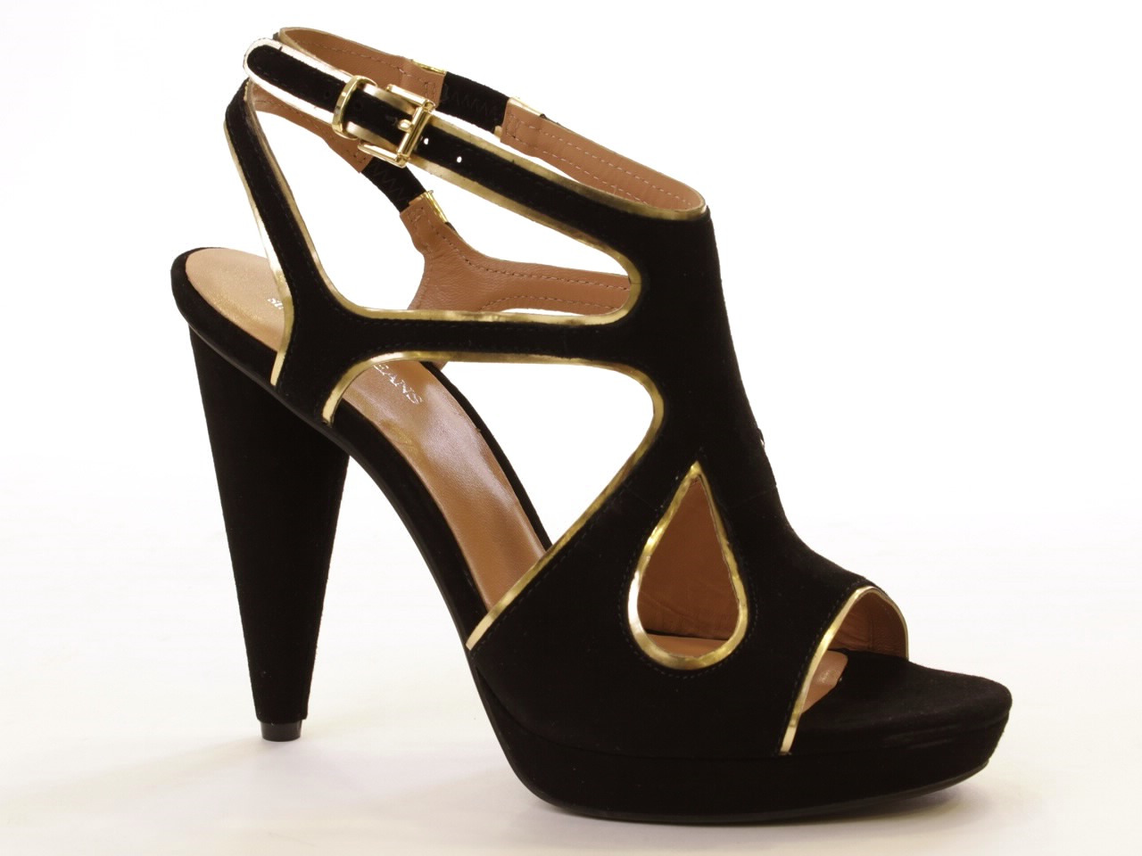 Sandálias de Salto Armani, Emporio - 529 V5530