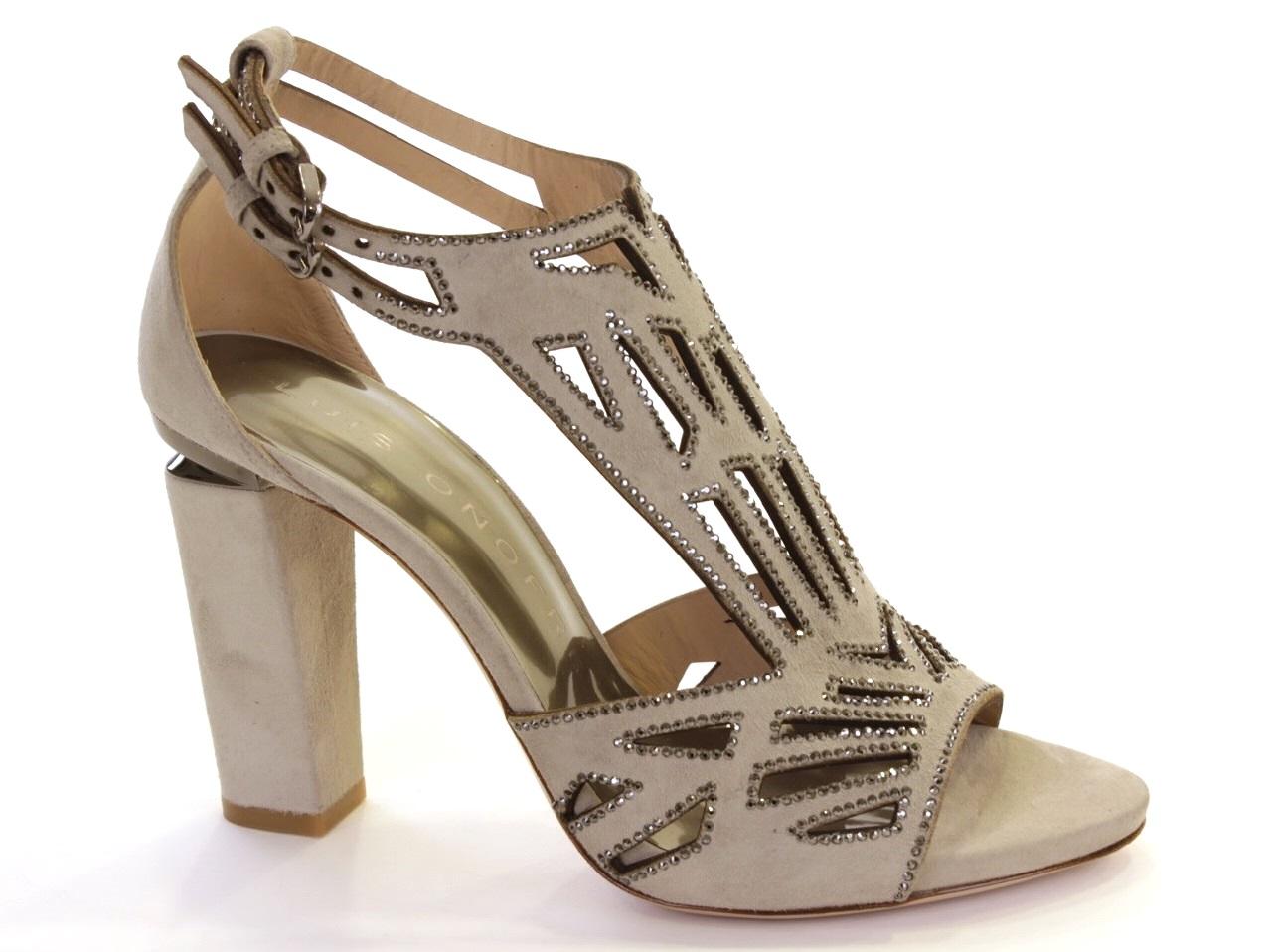 Sandálias de Salto Luis Onofre - 293 3665