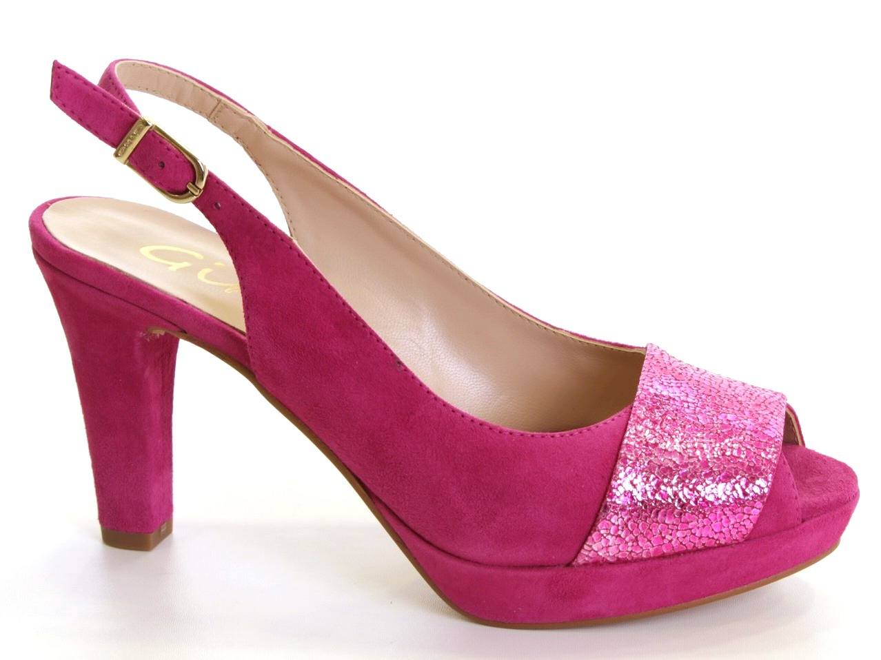 Heel Sandals Giko - 476 15800