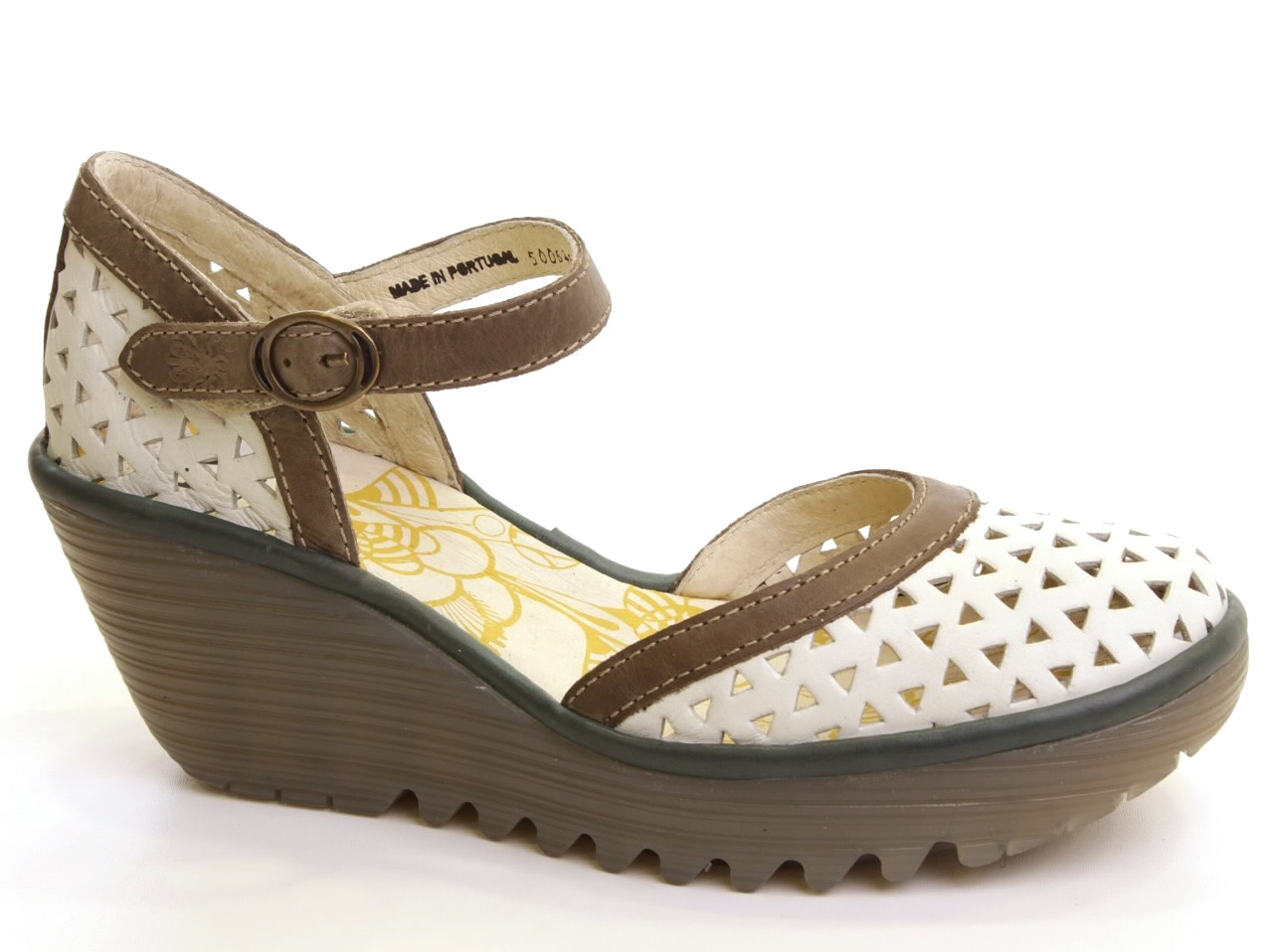 Sapatos de Cunha Fly London - 339 YUDE646