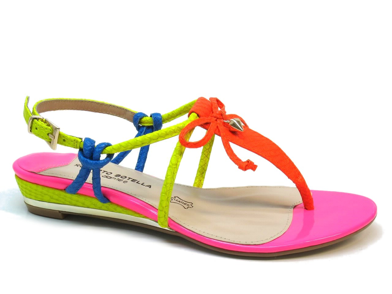 Sandalias de Cuña Roberto Botella - 387 M13125