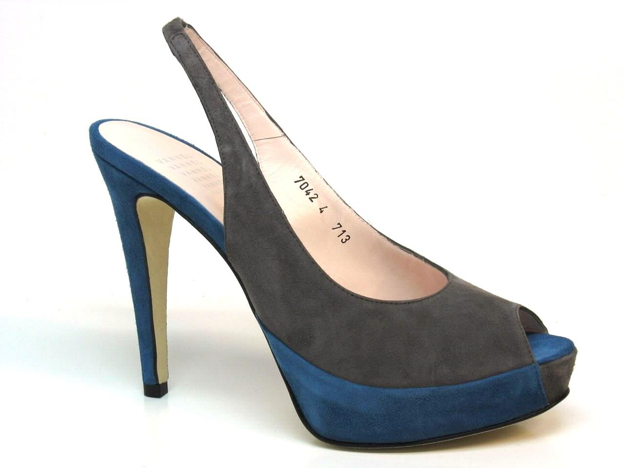Sapatos de Salto Vannel - 0017042.01