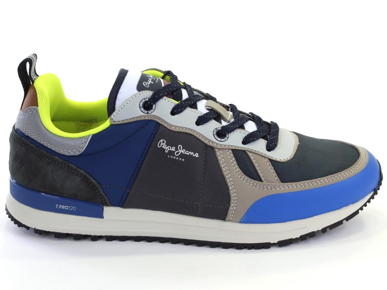 Sneakers and Espadrilles Pepe Jeans - 608 PMS30622
