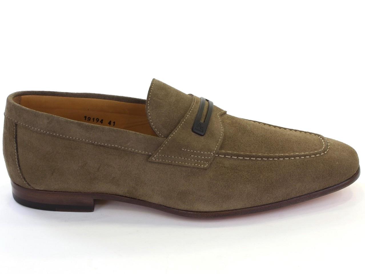 Sapatos Pala e Fivela Gino Bianchi - 405 19194