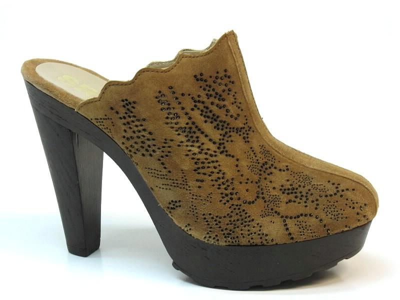 Sandálias de Salto Silvia Rebatto - 019S8420