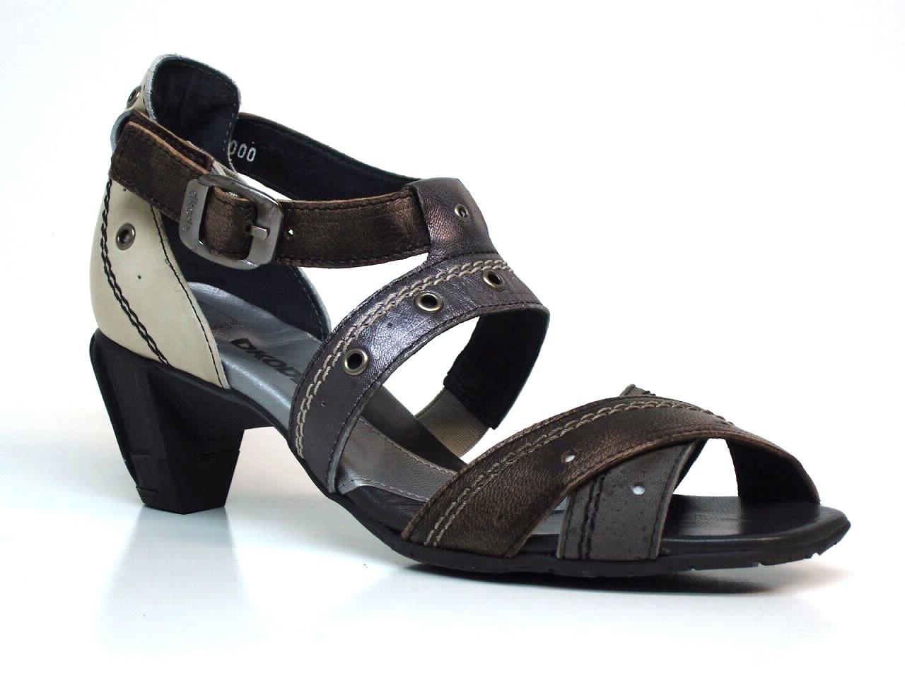Sandálias de Salto Dkode - 398DARLA