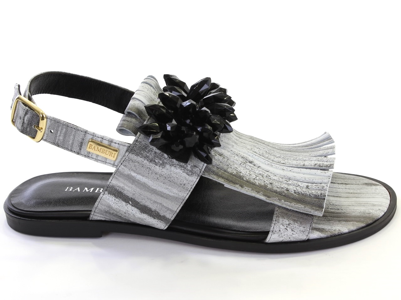 Sandales Plates Bamburi - 653 BBIF54W
