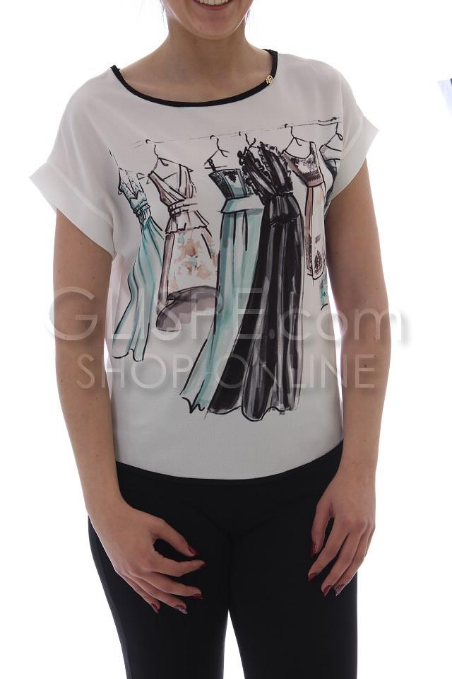 T-shirts, Tops, Tunics Roberta Biagi - 645 RB18VMAG2730