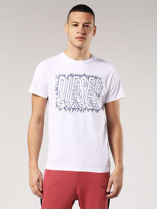 T-Shirts & Sweats & Polos Diesel - 390H 00SCQ8 0091B