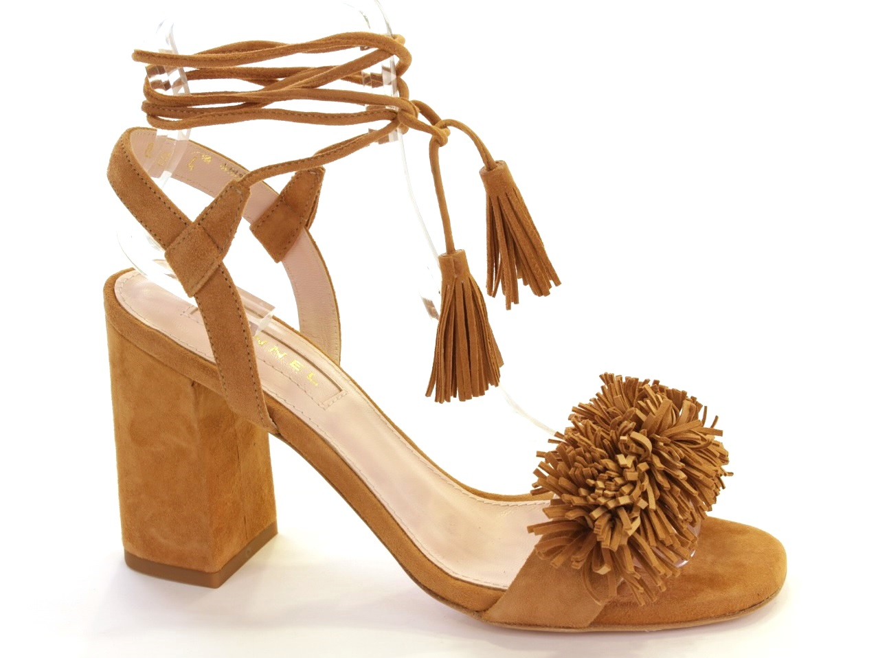 Sandales à talons Vannel - 001 8685