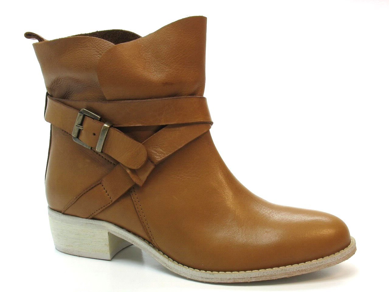 Flat Ankle Boots Sofia Costa - 085 6611