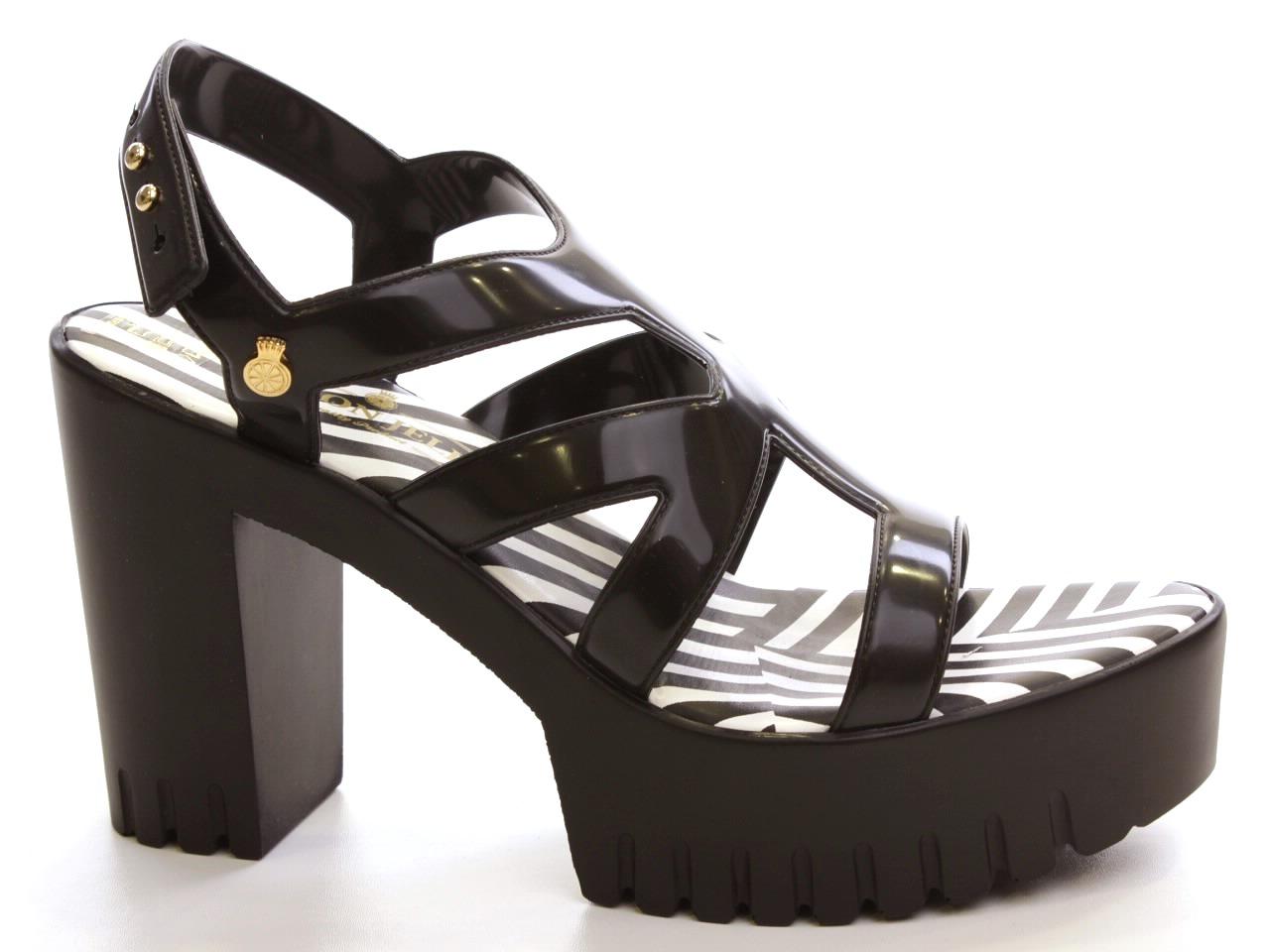 Heel Sandals Lemon Jelly - 637 BLOOM