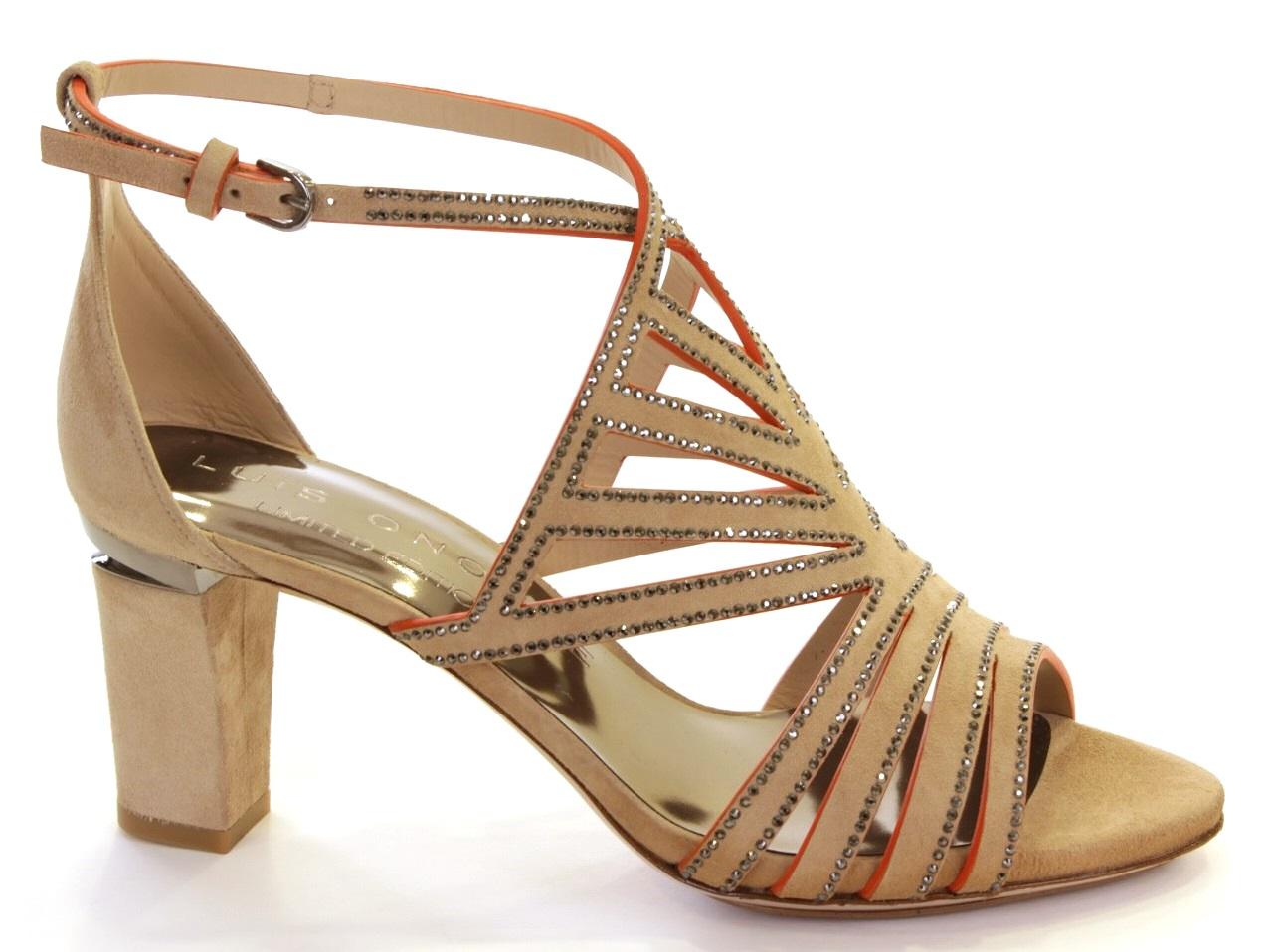 Sandálias de Salto Luis Onofre - 293 3646