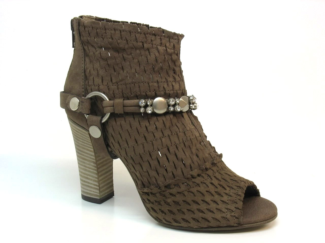 Heel Ankle Boots Alberto Gozzi - 480647