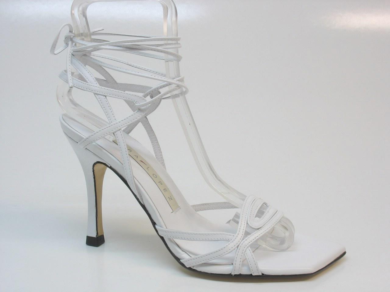 Sandálias de Salto Pura Lopez - 353D307