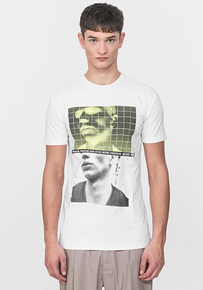 T-Shirts & Sweats & Polos Antony Morato - 610H MMKS01748