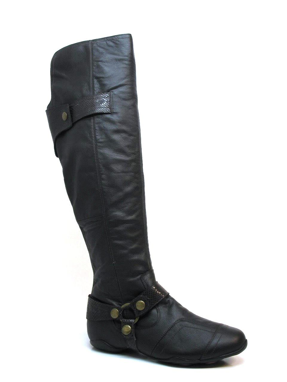 Botas Baixas DKNY - 35223390926