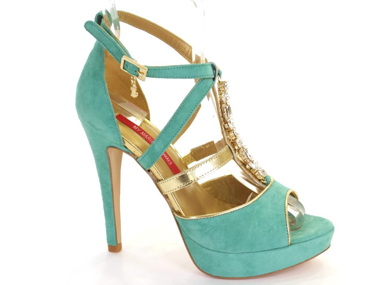 Heel Sandals My Maria Guimarães - 639 MY CLOE