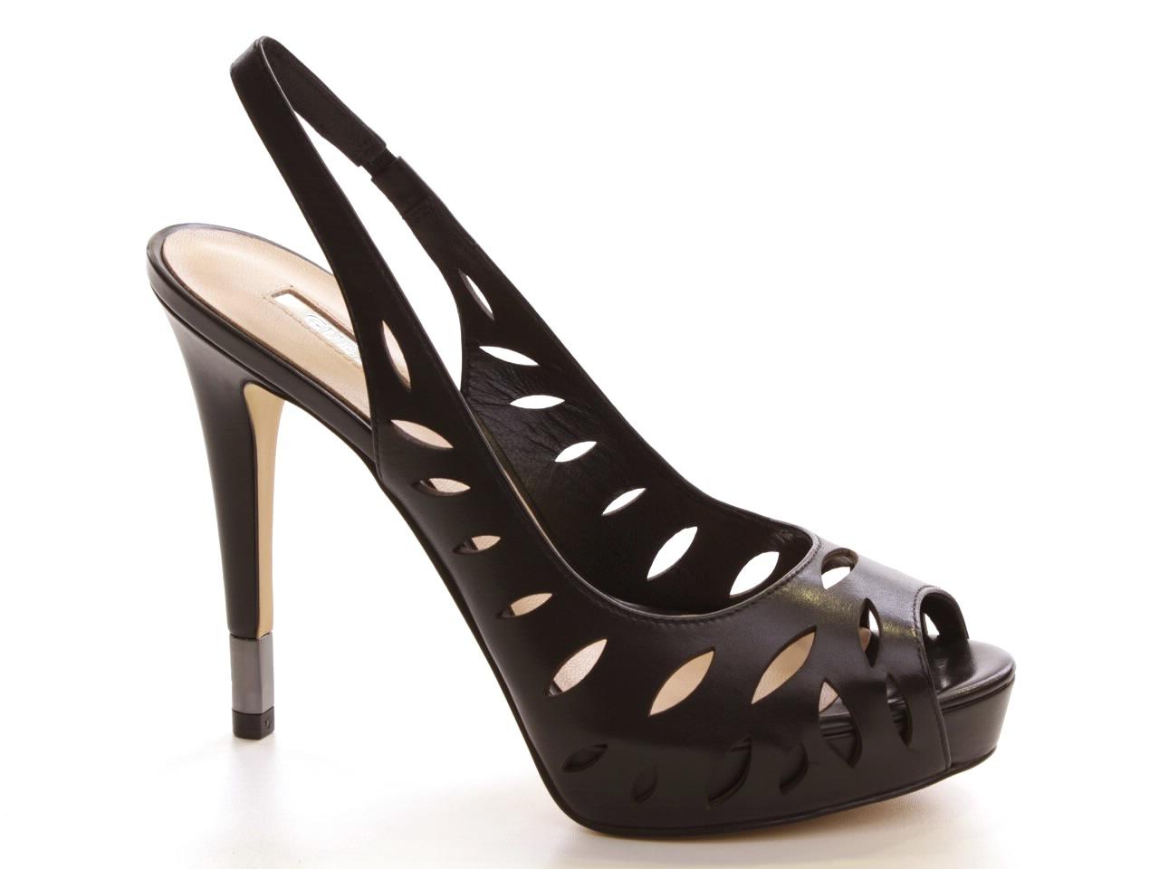 Sandálias de Salto Guess - 465 FL2HLNLEA07