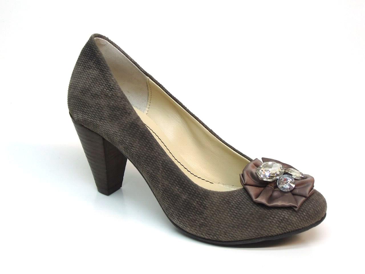 Sapatos de Salto Anónima - 4695655