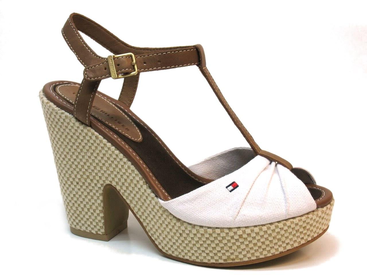 Sandales à talons Tommy Hilfiger - 309 15491