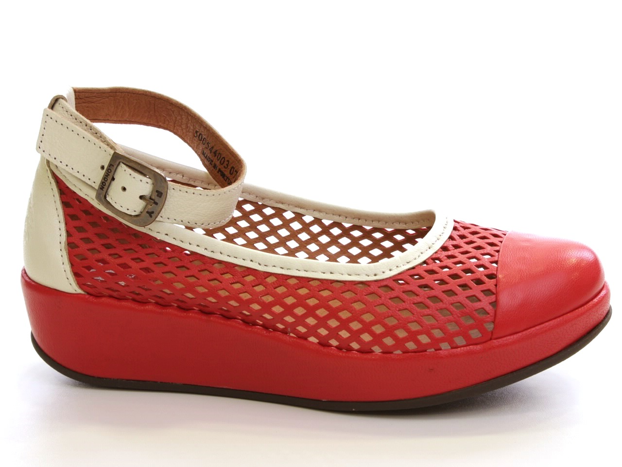 Wedge Shoes Fly London - 339 BIDI