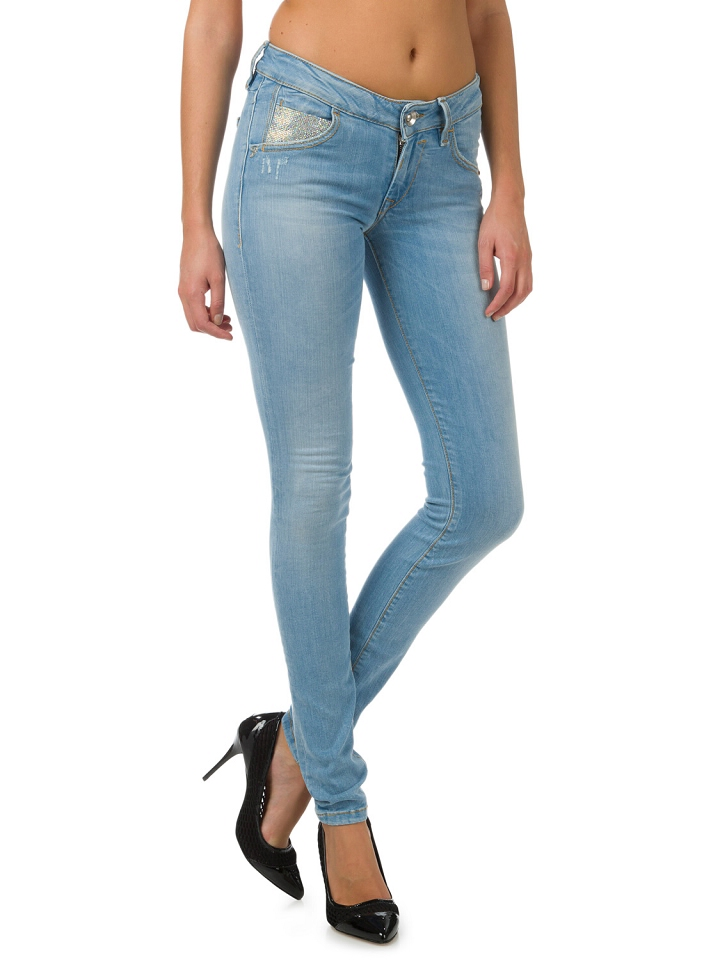 Jeans Fornarina - 354 EVA 78 PANT 60