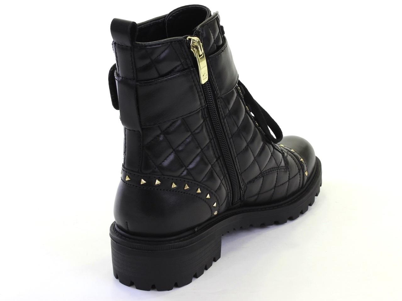 49e0b8e76d3a Flat Ankle Boots Guess - 465 FLHOY4 LEA10