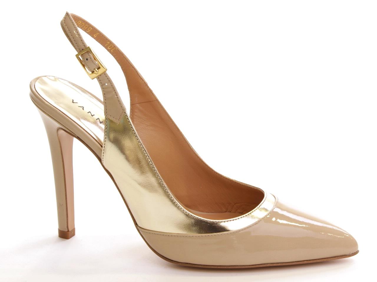 Sapatos de Salto Vannel - 001 8099