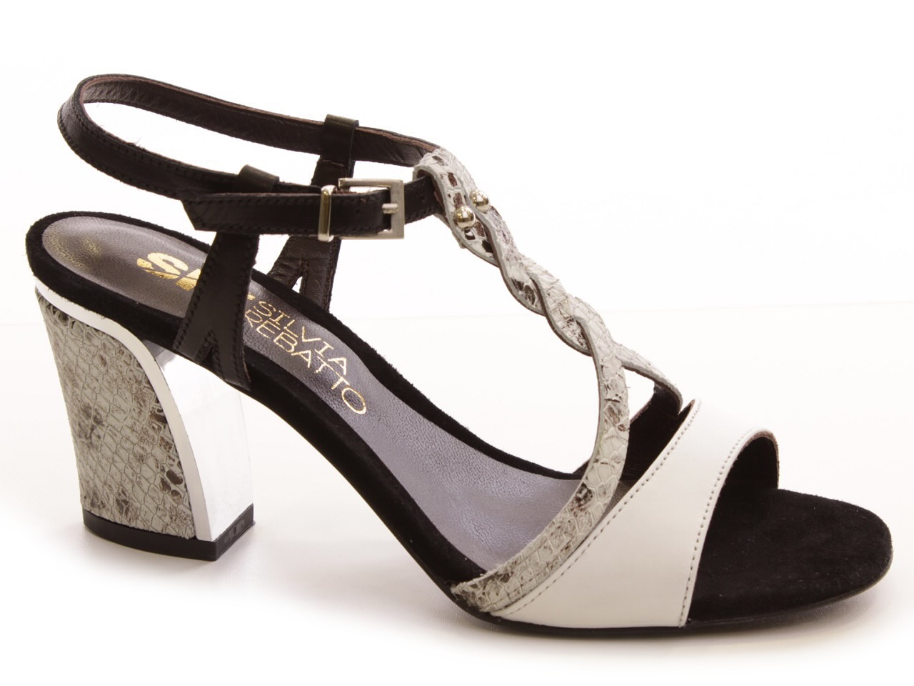 Sandales à talons Silvia Rebatto - 019 S9266
